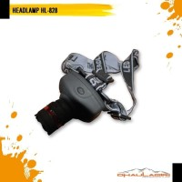 LAMPU SENTER KEPALA HEADLAMP OUTDOOR ORIGINAL DHAULAGIRI - KANAKAGEAR