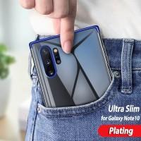 Case Realme XT Soft Case Shining Neon List Chrome Slim Case Premium