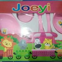 Perlengkapan Peralatan Joey Set Alat Makan Bayi