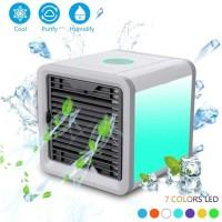 ARCTIC AIR AC Mini Portable Air Cooler Pendingin Ruangan USB 7 LED