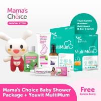Paket Oral care, Stretch mark Cream, Massage Oil, Youvit Multimum