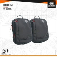TAS SELEMPANG TRAVEL POUCH ORIGINAL CO TREK LITHIUM