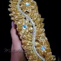 Renda Meteran Gold Full Payet