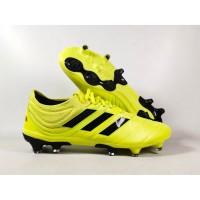 Sepatu Bola Copa 19.1 Solar Yellow FG Replika Impor