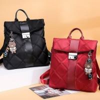 Tas Ransel Batam - Tas Ransel Wanita Impor Fashion Ori Korea C1205