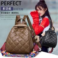 Tas Ransel Batam - Tas Ransel Wanita Impor Fashion Korea Ori CV0213