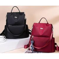 Tas Ransel Batam - Tas Ransel Wanita Impor Fashion Korea Baru C0123
