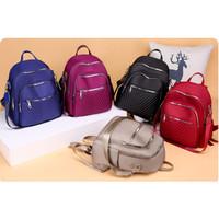Tas Ransel Batam - Tas Ransel Wanita / Backpack Cewek Impor Asli D0148