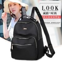 Tas Ransel Batam - Tas Ransel Wanita / Backpack Cewek Impor Ori D0145