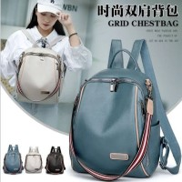 Tas Wanita - Tas Ransel / Backpack Cewek Impor Fashion Ori Korea C1101