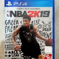 PS4 GAME NBA 2K19 REG 3 (Second)