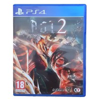 PS4 GAME ATTACK ON TITAN 2 REG 2 (Second)