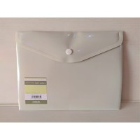 King Jim Envelope Holder A5 Soft Light Grey 734SCGA-E