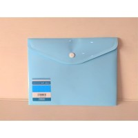 King Jim Envelope Holder A5 Soft Light Blue 734SCGA-E