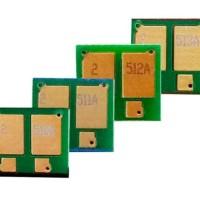 Chip 154A Hp CF510A CF511A CF512A CF513A