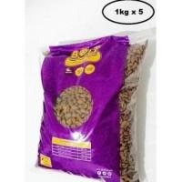 KHUSUS OJEK ONLINE BOLT CAT FOOD REPACK 1 KG