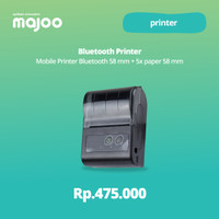 Bluetooth Printer Mobile 58