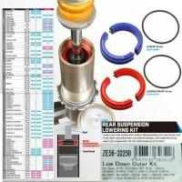 Low Down Outer Kit merk ZETA ZE56-32250