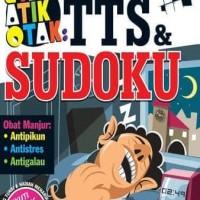 Jual Terbaru Buku Tts Amp Sudoku Jakarta Selatan Garangfarida Tokopedia