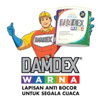Jual Damdex Warna Hitam 20kg Cat Waterproofing Warna Hitam Tanpa Cement Hitam Kota Depok Damdex Tokopedia