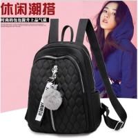 Tas Ransel Batam - Tas Ransel Wanita / Backpack Cewek Impor Ori CV0616