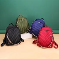 Tas Ransel Batam - Tas Ransel Wanita / Backpack Cewek Impor Ori CV0604