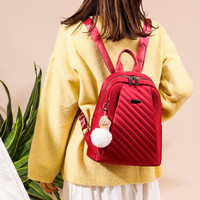 Tas Ransel Batam - Tas Ransel Wanita / Backpack Cewek Impor Ori C0609