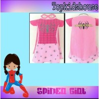 10-12-14 Kostum Anak Spider-girl