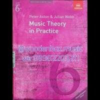Music Theory in Practice Grade 6 ABRSM Buku Teori Musik