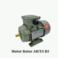 ELEKTRO DINAMO MOTOR ROTOR ALUMINIUM AH 0.25HP 1500RPM B3