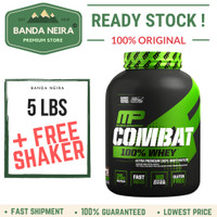 MP MusclePharm Combat 100% Whey Protein
