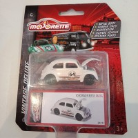 Diecast Majorette - Volkswagen Beetle Racing
