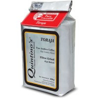 Quintino's Toraja Filter grind 250 gr