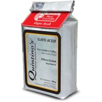 Quintino's gayo filter grind 250 gr