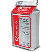 Quintino's Sumatra mellow filtergrind 250 gram