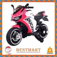 Mainan anak motor aki DUCATI Moto GP ht-6188