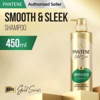 Pantene Pro-V Gold Series Smooth & Sleek Shampoo 450 ml
