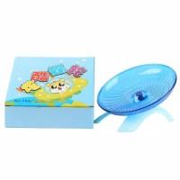 roda/ joging whell / flying saucer / mainan hamster,sugar glider, dll.