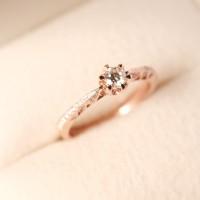 Cincin Berlian custom