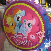 Jual Pinata My Little Pony Kado Mlp Frozen Elsa Kota Bekasi Rainbow Store Tokopedia