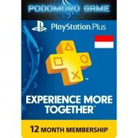 PlayStation Plus (ID) 12 Month Membership