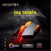 Imperion Gaming Mouse S400 Sky Tanker Wired Original