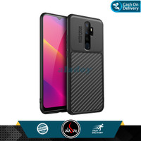 Case Oppo A5 2020 Ultra Slim Soft Case Carbon
