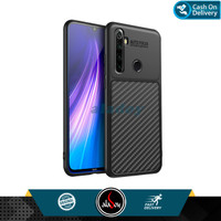 Case Xiaomi Redmi Note 8 Ultra Slim Soft Case Carbon