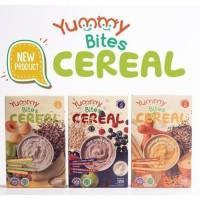 Yummy bites cereal rasa baru