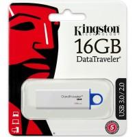 Flashdisk Kingston 16 GB USB 3.0 DTI G4 FlasDisk - KGS-DTIG4 / 16GB