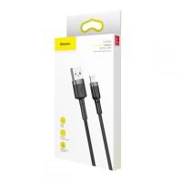 Kabel USB Lightning Baseus 2 M Ori Garansi Iphone X 11 8 7 plus XsMax