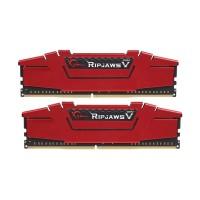 Gskill DDR4 RipjawsV PC21300 16GB (2x8GB) Dual Channel F4-2666C19D-16G