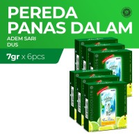 Adem Sari Dus 5'S 7Gr Value Pack (6pcs)