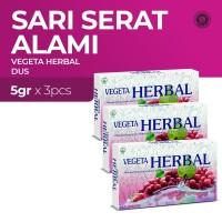 Vegeta Dus 6'S Herbal 5Gr (3 boxes)